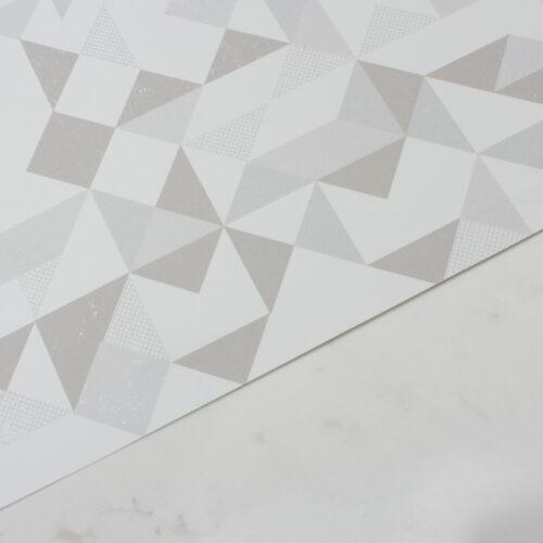 BERMONDSEY SQUARE WALLPAPER | GRANITE