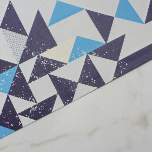 BERMONDSEY SQUARE WALLPAPER | BLUEPRINT