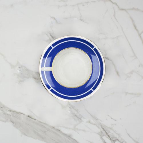 PALLADIAN TEA CUP + SAUCER | DESIGN NO. 2