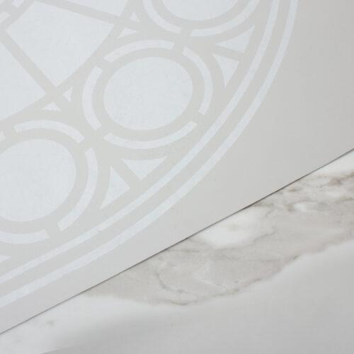 PALLADIAN WALLPAPER | BROOKLYN WHITE