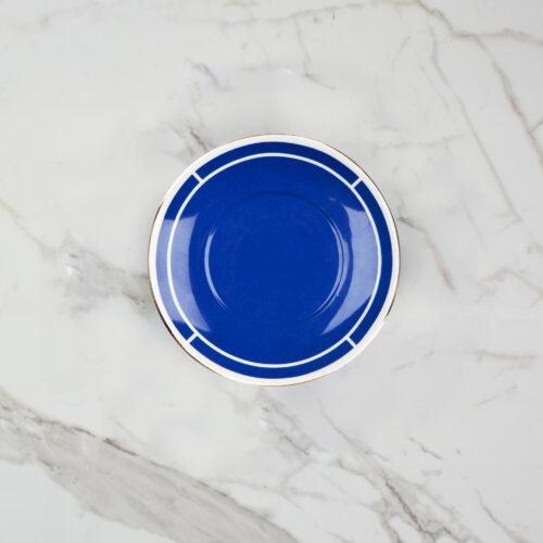 PALLADIAN TEA CUP + SAUCER | DESIGN NO. 1