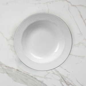 PALLADIAN-WHITE-SOUPLATE---OVERHEAD-SHOT