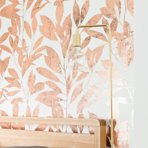 RYE WALLPAPER | COPPER