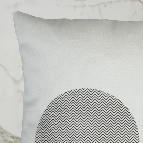 CURVE CUSHION | WHITE INSIDE