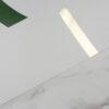 OFFSET WALLPAPER | FIR GREEN+GOLD
