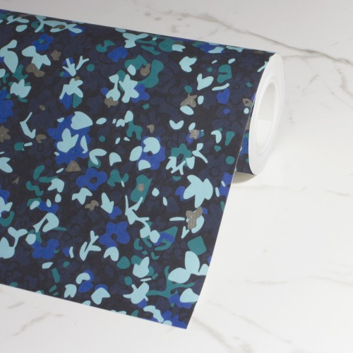 FOREST- Taiga - - ROLL - NAVY copy