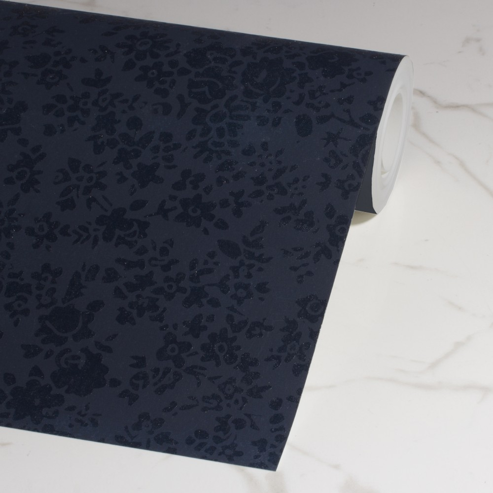 VALE GLOSS - ROLL - NAVY copy