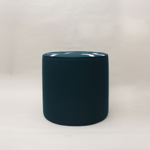 CONTOUR-STOOL-FRONT GREEN
