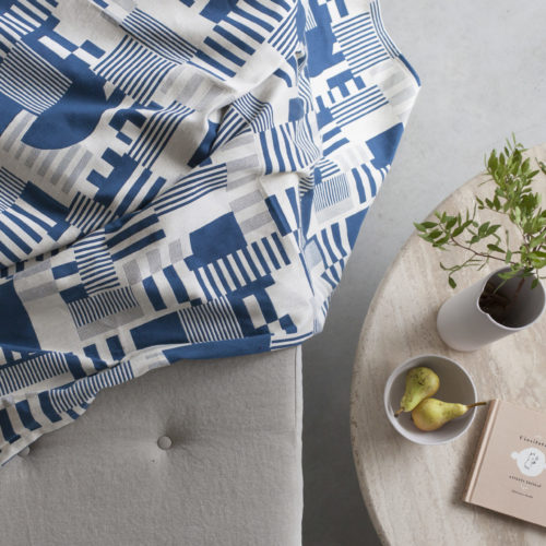 HAYWARD FABRIC | BLUE
