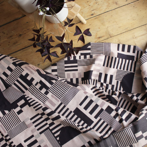 HAYWARD FABRIC | AUBERGINE